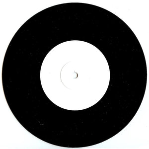 "7"" Vinyl Test Pressing (limited quantity) + Digital Download"