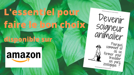 guide formation soigneur animalier