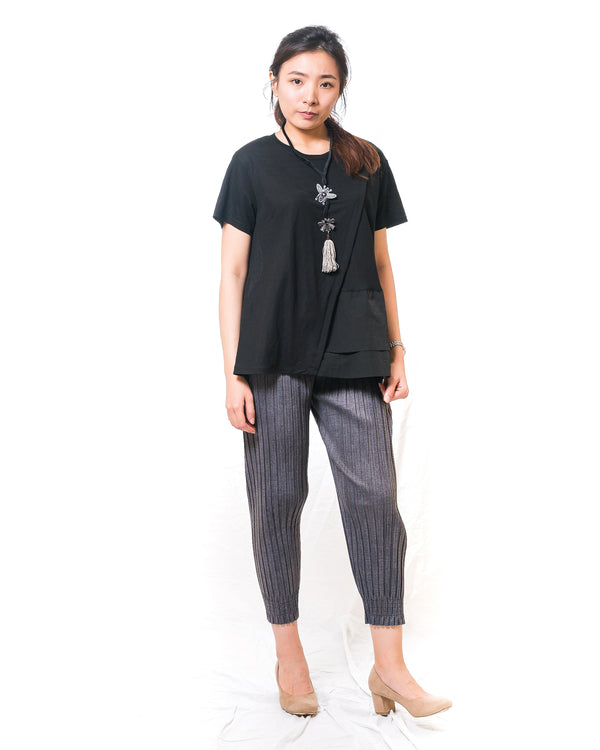 Samantha Pleats-Pants