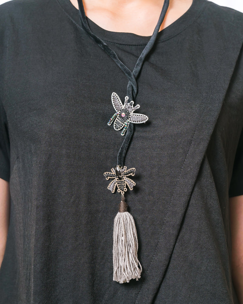 Beetles Necklace