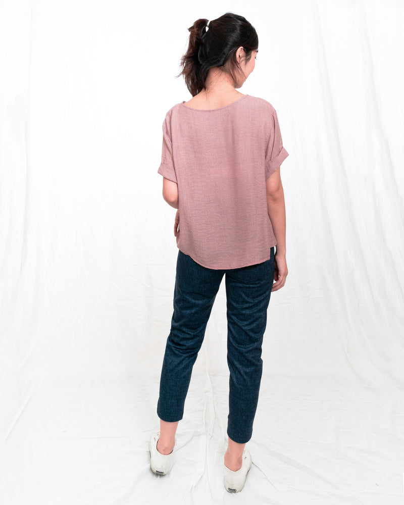 Fortune-Cat Plain Top