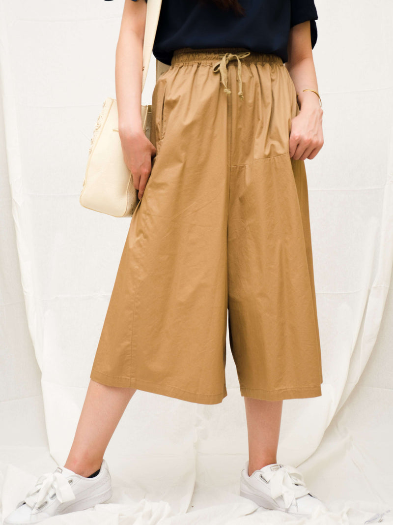 Nellie Wide-Legged Culottes