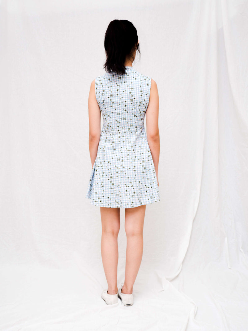 Jolene A-line Cheong-Sum Dress