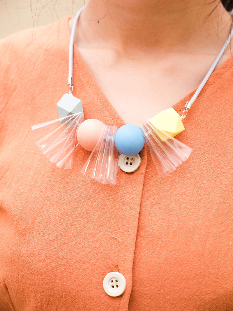Colourful Pastel Necklace