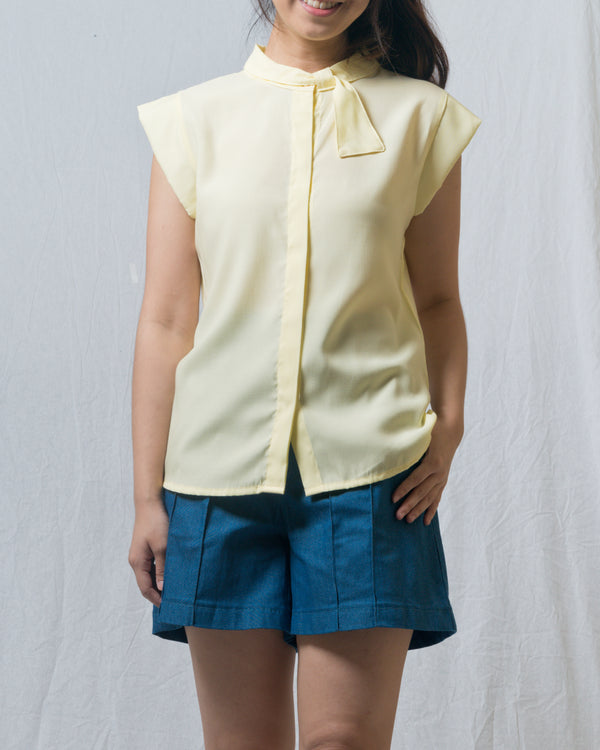 Ai-Cotton Two-Way Top