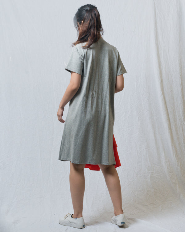 Mallie Layered Hem Dress