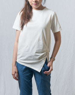 Summer Bottom-Twist Tee
