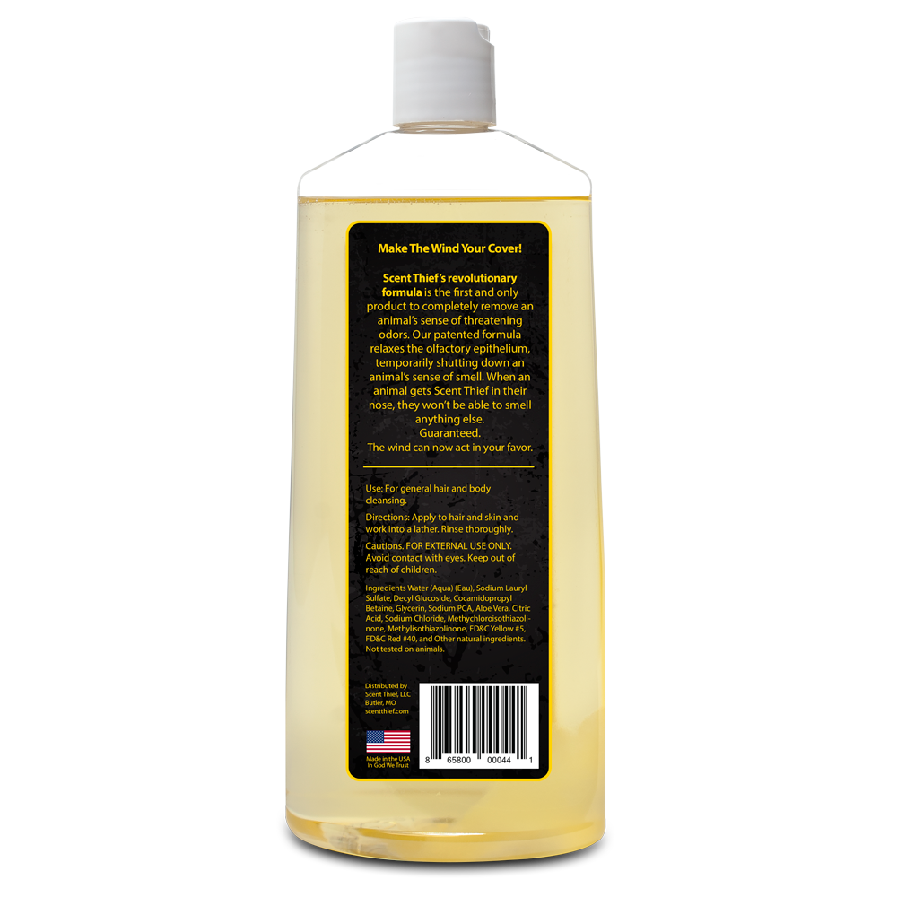 Scent Thief Body Wash