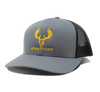 Scent Thief Gray Trucker Hat