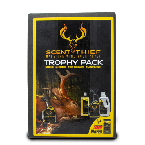 The Scent Thief Trophy Pack
