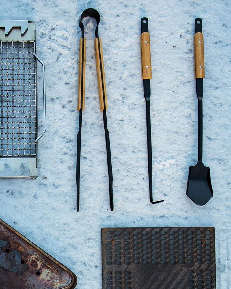 Fire Tool Set - snow-peak-uk