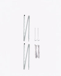 Landlock Awning Pole Set