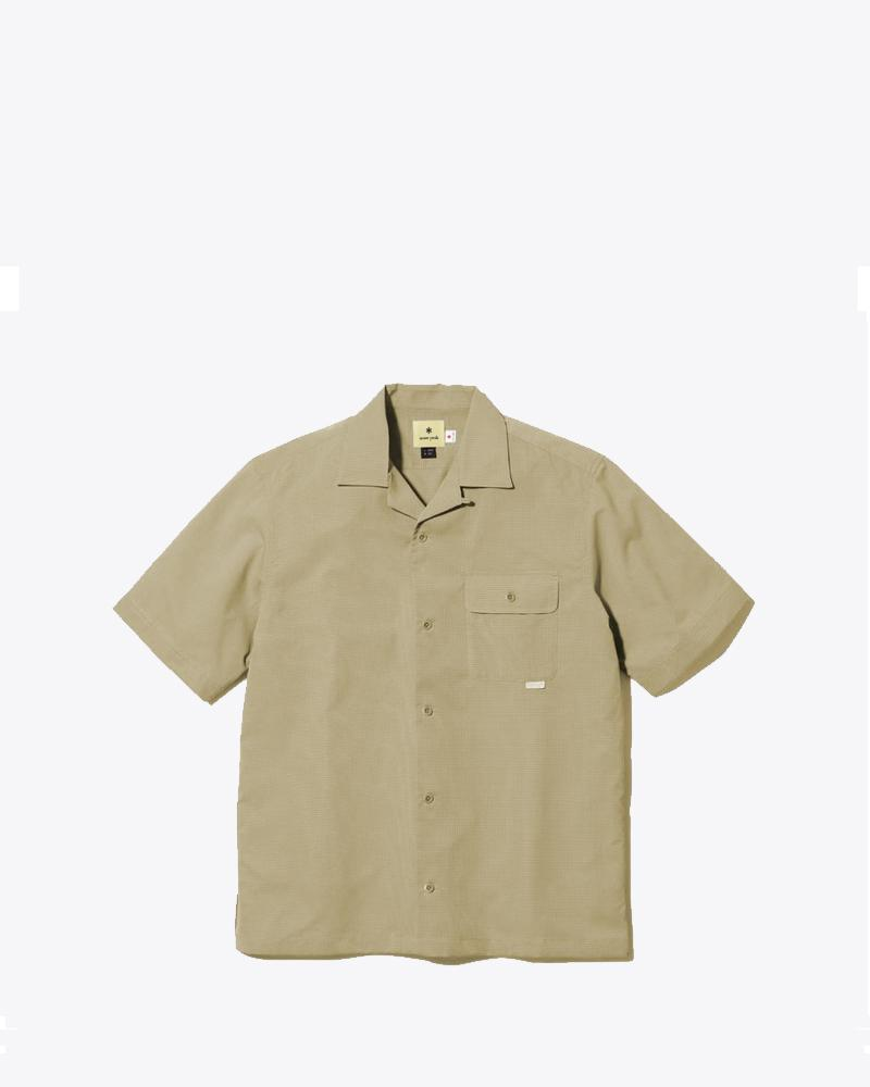 Snow Peak sh-19su101-quick-dry-aloha-shirt