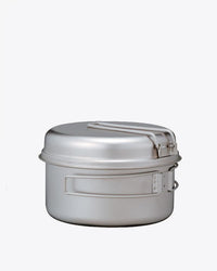 Titanium Multi Compact Cooker Set