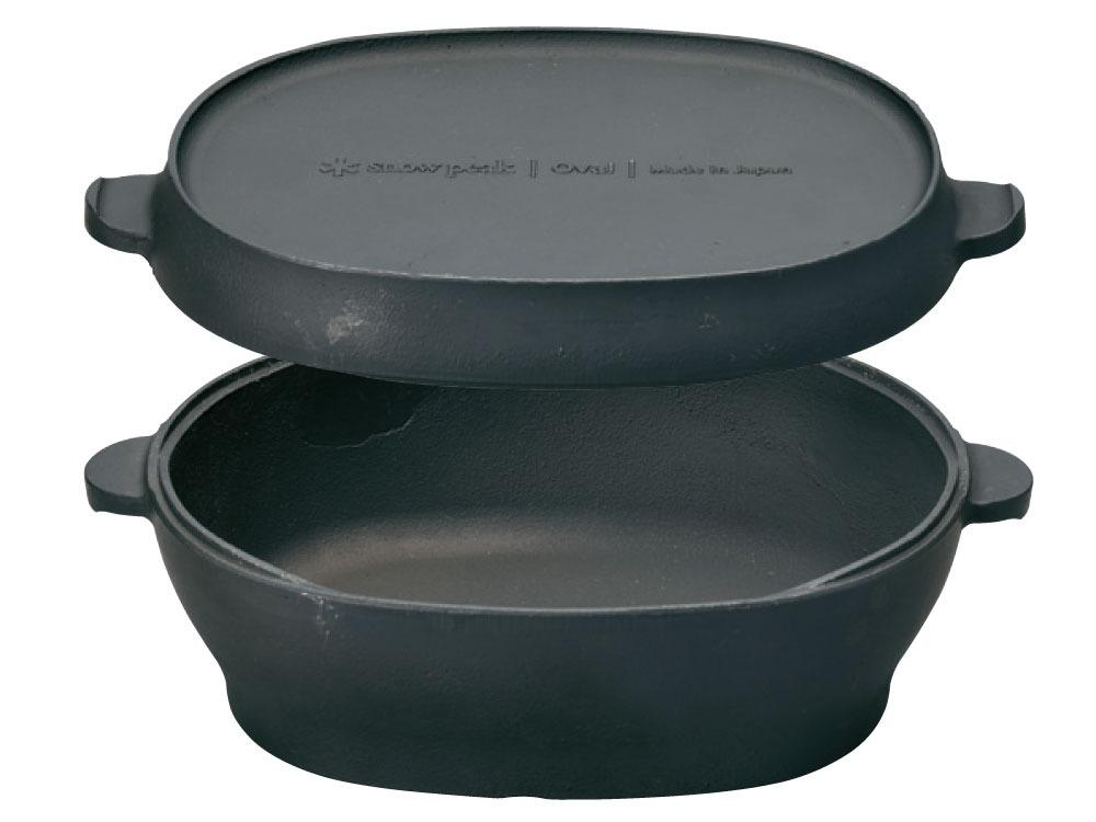 Micro Oval Cast Iron Oven