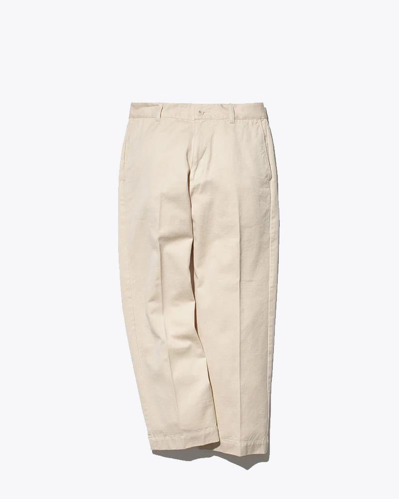 Snow Peak Ultimate Pima Drill Pants Pa-19Au20700Bk