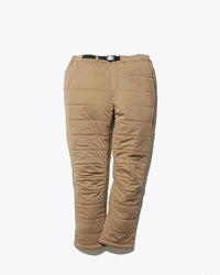 Snow Peak Flexible Insulated Pants Pa-19Au00200Ol