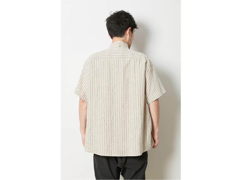 C/L Striped Shirt - snow-peak-uk