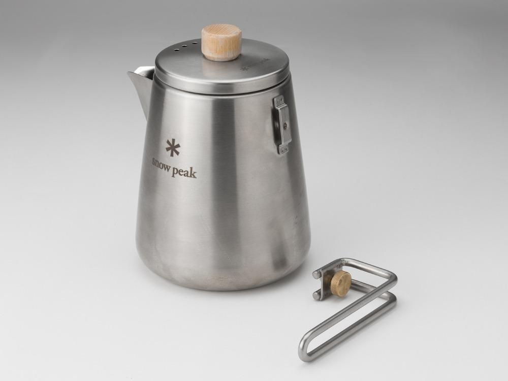 Field Barista Kettle - snow-peak-uk