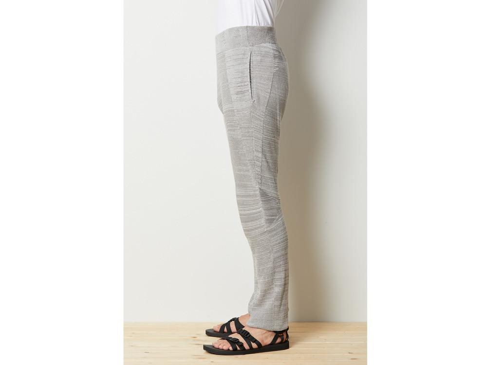 WHOLEGARMENT Stretch Knit Trousers