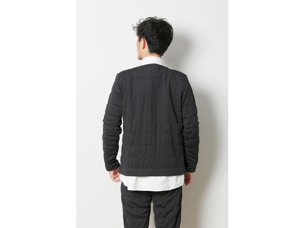 Flexible Insulated Cardigan