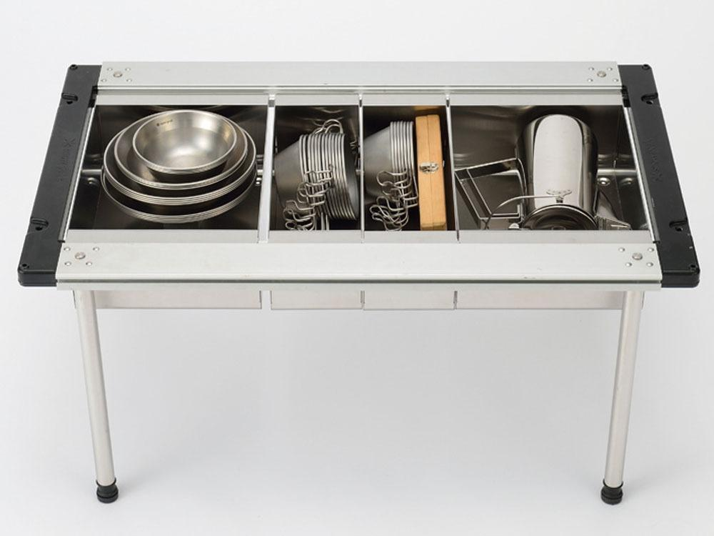 IGT Stainless Box Half Unit