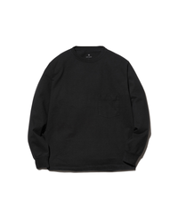 Heavy Cotton Garment Dyed Crewneck Long Sleeve