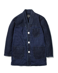 Stone Wash Noragi Jacket