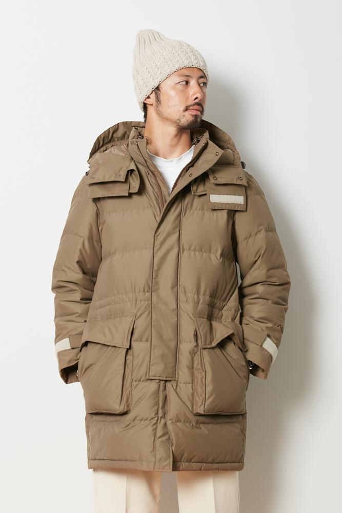 Snow Peak Fr Down Coat Jk-19Au00200Br