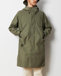 Snow Peak jk-19au004-fr-3l-rain-coat