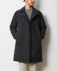 Snow Peak Indigo C/N Down Coat Jk-19Au00700In