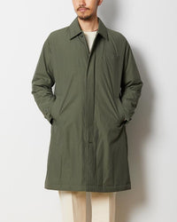 Snow Peak Waxed C/N Down Coat Jk-19Au10600Bk