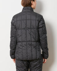 Snow Peak Recycled Middle Down Jacket Jk-19Au11200Bk