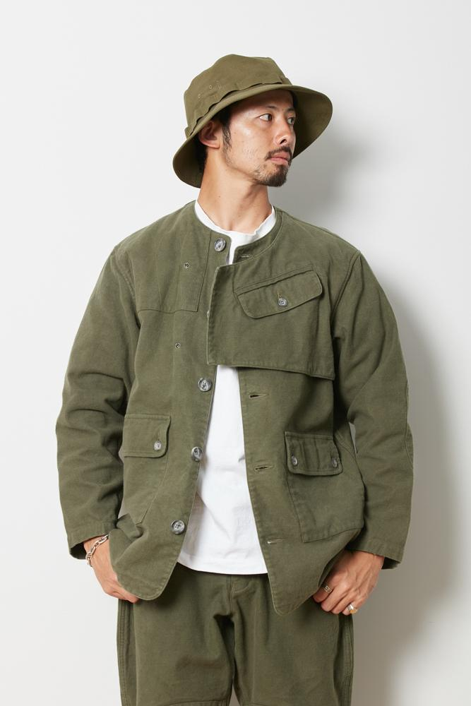 Army Cloth Jacket - snow-peak-uk