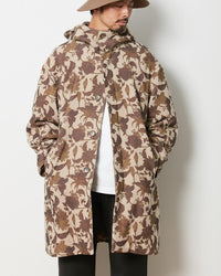 Snow Peak Printed Wo/Ny Coat Jk-19Au20300Bg