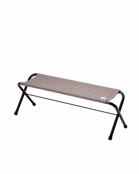 Folding Bench in Grey