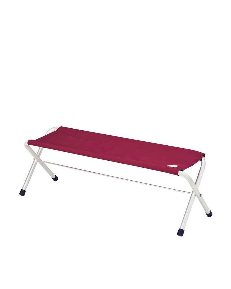 Folding Bench in Red