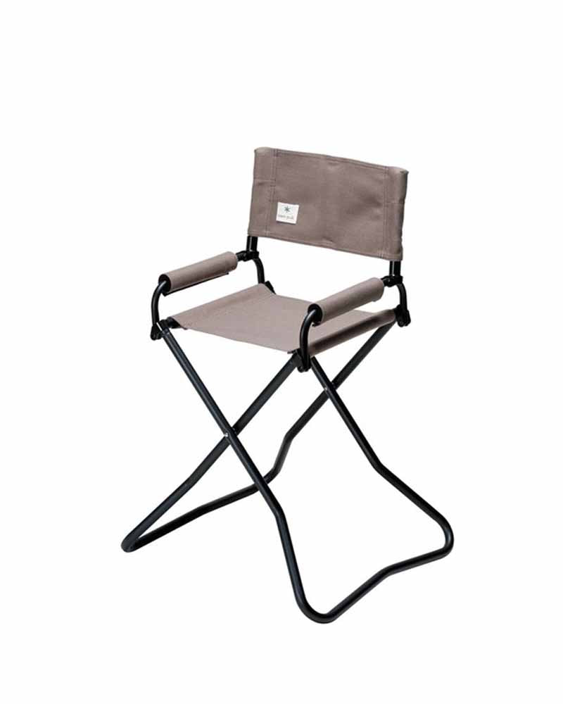 Folding Kid's Chair in Grey
