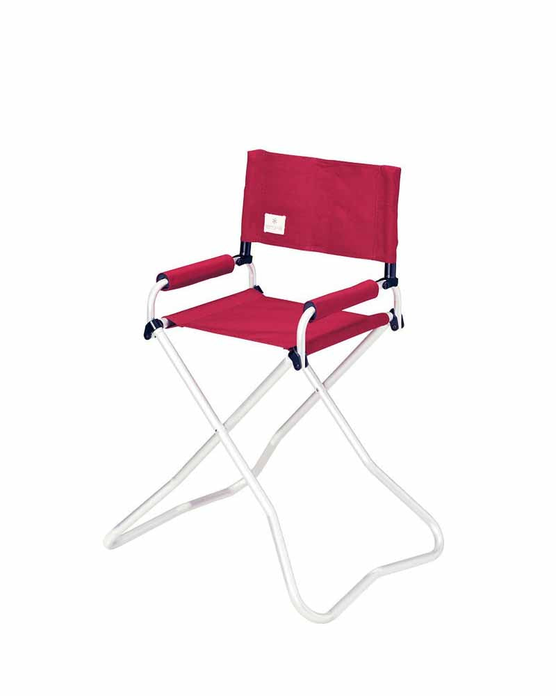 Folding Kids Chair in Red