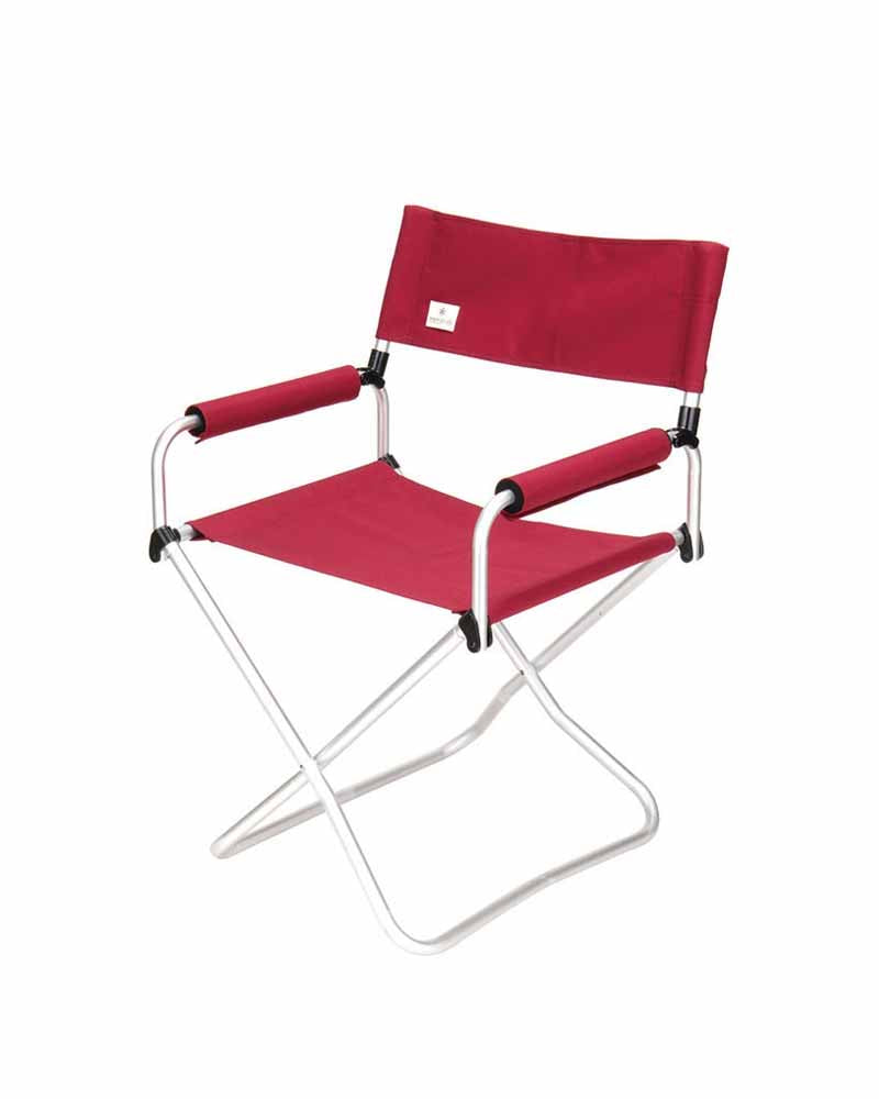 Folding Chair Wide in Red