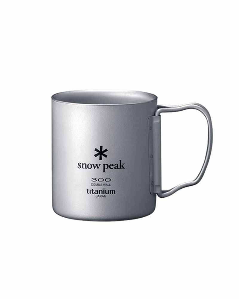 Titanium Double Wall 300 Mug