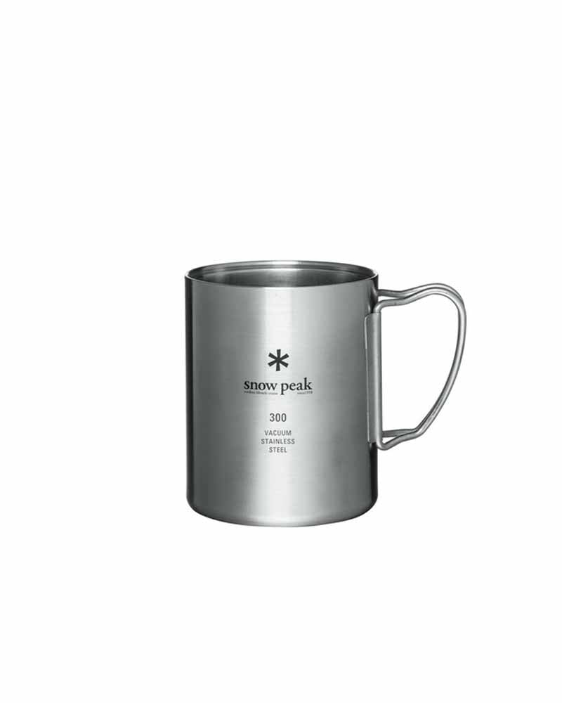 Stainless Steel Vacuum Double Wall 300 Mug