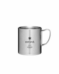 Stainless Steel Vacuum Double Wall 450 Mug