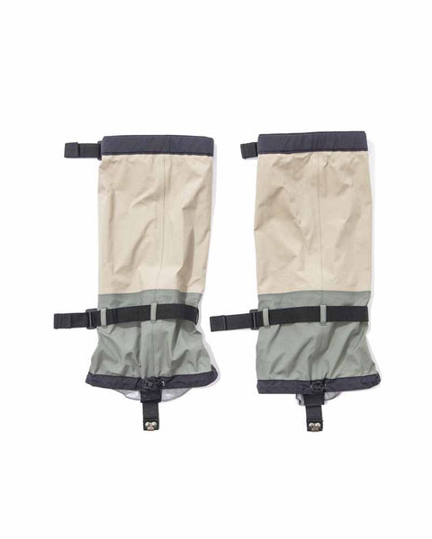 Snow Peak x TDS W/P eVent Gaiters
