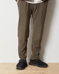 Snow Peak Wg Knitted Pants Pa-19Au00100Bk