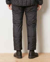 Snow Peak Recycled Middle Down Pants Pa-19Au10500Bk