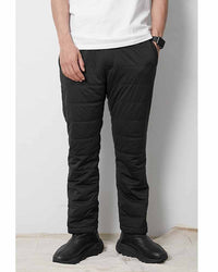 Flexible Insulated Pants Black
