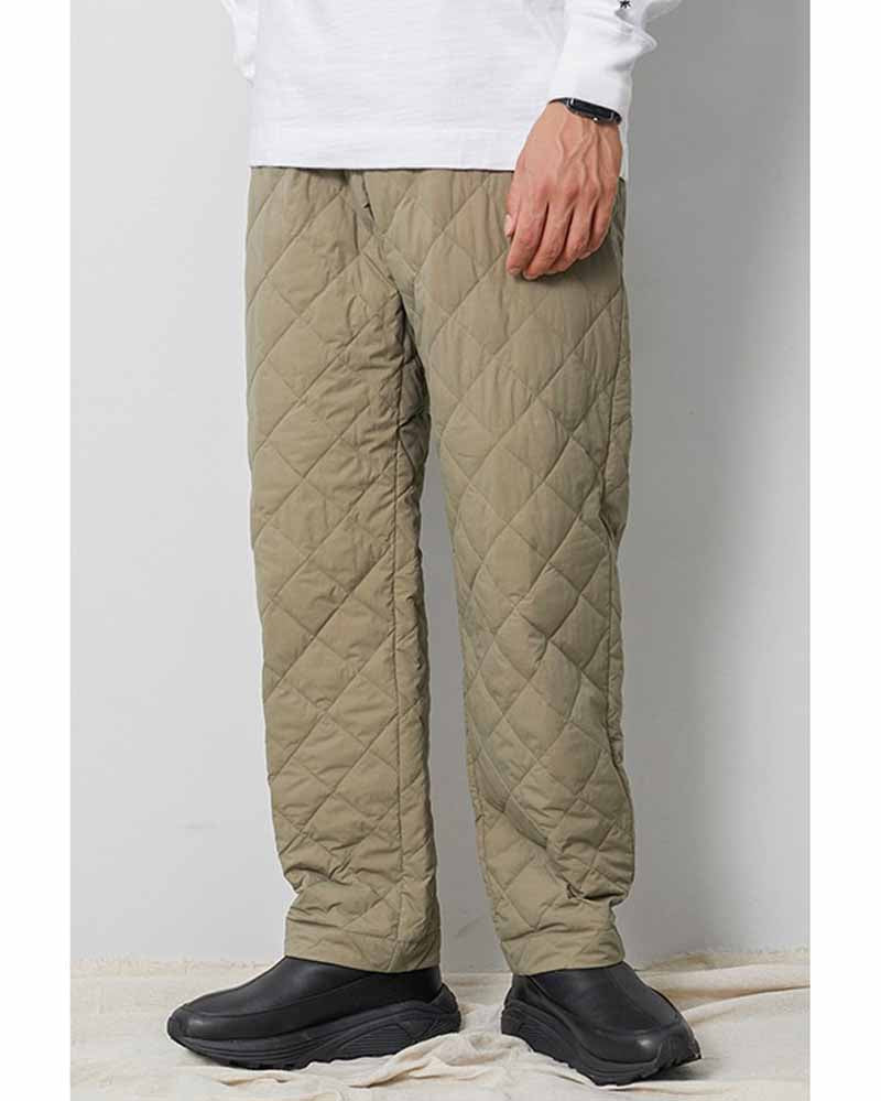 Recycled Ny Ripstop Down Pants