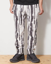Printed Flexible Insulated Pants