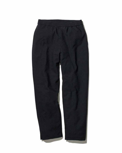 Co/Pe Dry Pants Regular Black